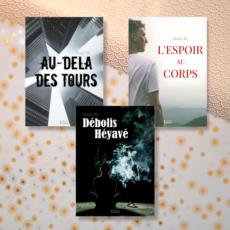 Pack Trois Livres